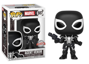 Agent Venom 507 - Special Edition Exclusive  [Damaged: 6/10]