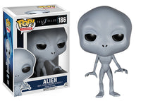 Alien (The X-Files) 186 **Vaulted**  [Damaged: 6/10]