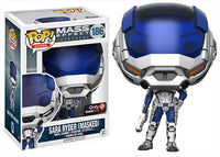 Sara Ryder (Masked, Mass Effect) 186 - Gamestop Exclusive