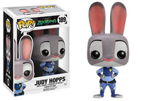 Judy Hopps (Zootopia) 189 Pop Head