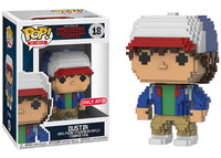 Dustin (8-Bit, Stranger Things) 18 - Target Exclusive  [Damaged: 7.5/10]