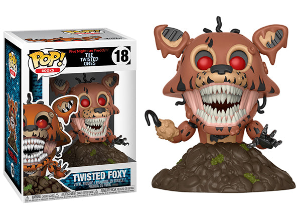 Twisted Foxy (The Twisted Ones, Five Nights at Freddy's) 18
