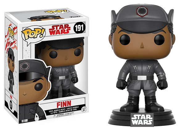 Finn (The Last Jedi) 191  [Damaged: 7/10]