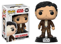 Poe Dameron (The Last Jedi) 192  [Damaged: 7.5/10]