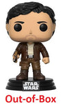 Out-of-Box Poe Dameron (The Last Jedi) 192  **Missing Stand**