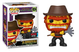 Evil Groundskeeper Willie (The Simpsons) 824 - 2019 Fall Convention Exclusive  [Damaged: 6.5/10]
