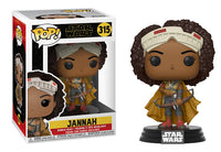 Jannah  (Rise of Skywalker)  315  [Damaged: 7.5/10]