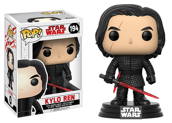 Kylo Ren (The Last Jedi) 194  [Damaged: 7.5/10]