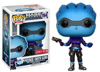 Peebee (With Gun, Mass Effect) 194 - Target Exclusive  [Damaged: 7/10]
