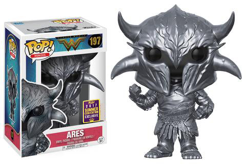 Ares (Wonder Woman) 197 - 2017 Summer Convention Exclusive  [Damaged: 7.5/10]