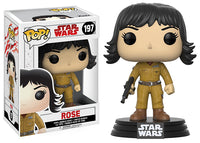 Rose (The Last Jedi) 197  [Damaged: 7/10]