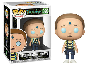 > Death Crystal Morty (Rick & Morty) 660