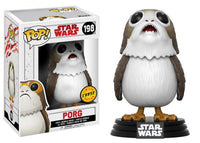 Porg (Open Mouth, The Last Jedi) 198  **Chase**  [Damaged: 6/10]