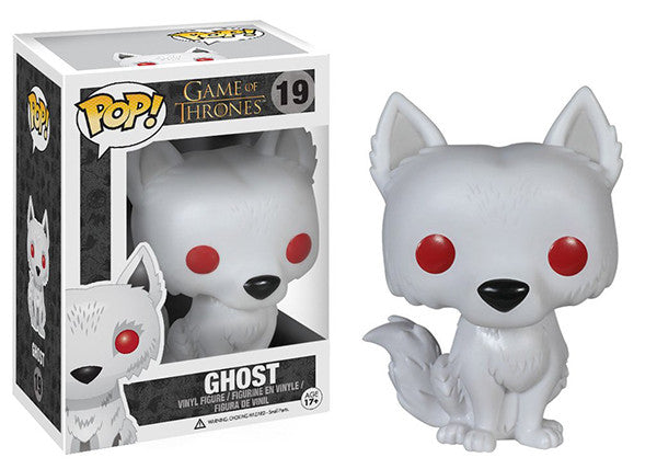 Ghost (Game of Thrones) 19  [Damaged: 7.5/10]