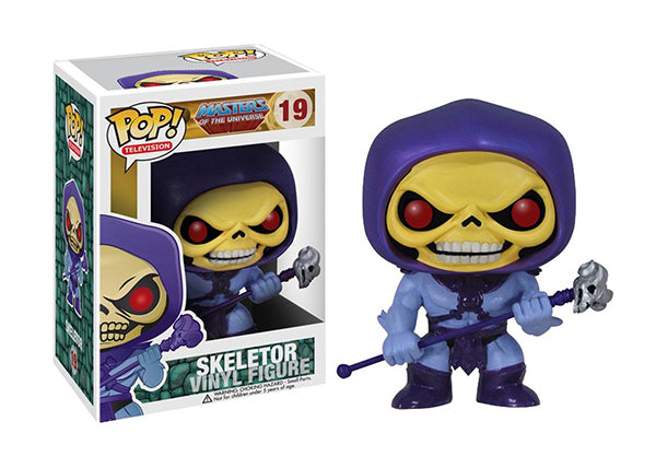 Skeletor (Masters of the Universe) 19  [Condition: 7/10]