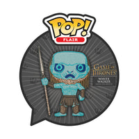 Pop Flair Iron-On Patches Game of Thrones - White Walker