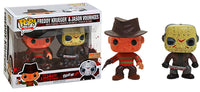 Freddy Krueger & Jason Voorhees (Bloody) 2-pk - Box Lunch Exclusive  [Damaged: 7.5/10]