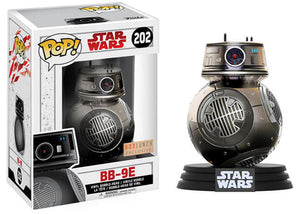 BB-9E (Chrome, The Last Jedi) 202 - Box Lunch Exclusive