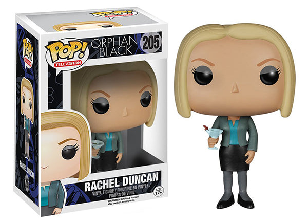 Rachel Duncan (Orphan Black) 205   [Damaged: 7/10]