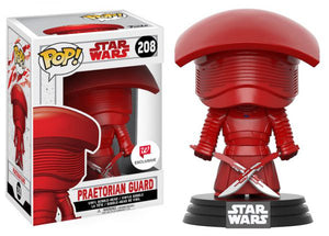 Praetorian Guard (Dual Swords, The Last Jedi) 208 - Walgreens Exclusive  [Damaged: 7/10]