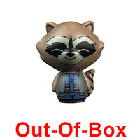 Out-Of-Box Dorbz Rocket Raccoon (Nova Corps, Guardians of the Galaxy) 024 - Hot Topic Exclusive