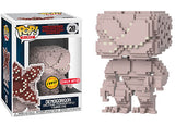 Demogorgon (Closed Mouth, 8-Bit, Stranger Things) 20 - Target Exclusive **Chase**  [Damaged: 7.5/10]