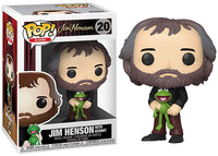 Jim Henson (w/ Kermit, Icons) 20  [Damaged: 6/10]