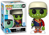 Chet (Green, Spastik Plastik) 20 - Funko Shop Exclusive
