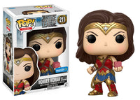 Wonder Woman (w/ Motherbox, Justice League) 211 - Walmart Exclusive  [Damaged: 7/10]