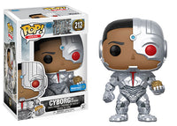 Cyborg (Motherbox) 212 - Walmart Exclusive  [Damaged: 6/10]