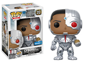 Cyborg (Motherbox) 212 - Walmart Exclusive  [Damaged: 7.5/10]