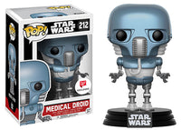 Medical Droid 212 - Walgreens Exclusive  [Damaged: 6/10]