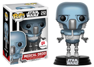 Medical Droid 212 - Walgreens Exclusive  [Damaged: 7.5/10]