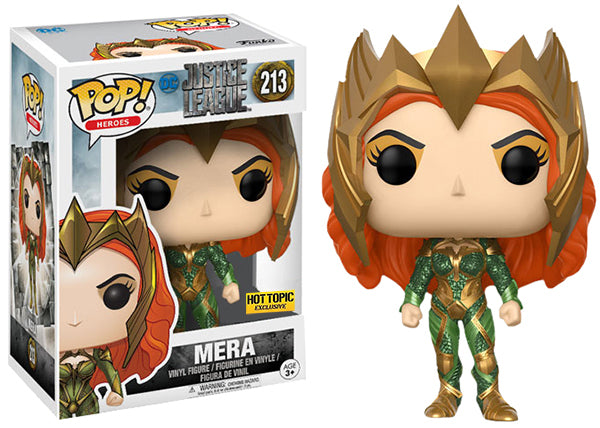 Mera (Justice League) 213 - Hot Topic Exclusive