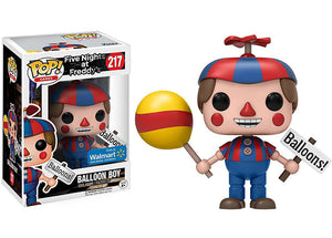 Balloon Boy (Five Nights at Freddy's) 217 - Walmart Exclusive  [Damaged: 6/10]