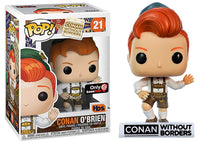 Conan O'Brien (Lederhosen, Team Coco/TBS) 21 - GameStop Exclusive