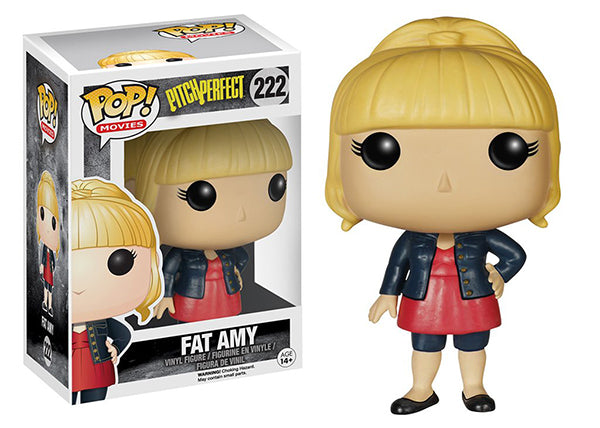 Fat Amy (Pitch Perfect) 222  [Damaged: 7/10] Pop Head