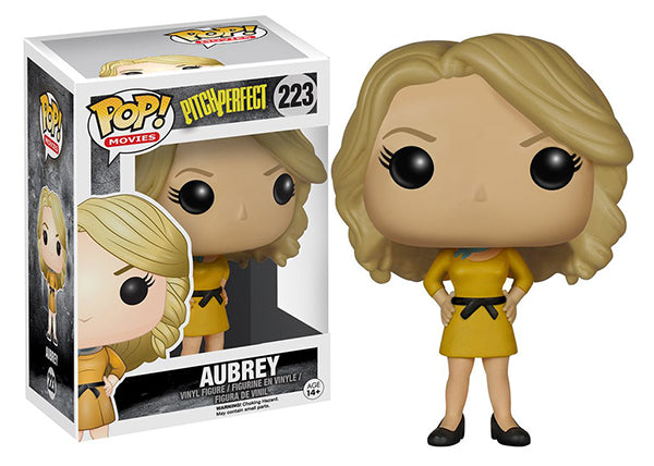 Aubrey (Pitch Perfect) 223  **Vaulted**  [Damaged: 7.5/10]