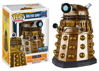 Dalek (Doctor Who) 223  - Hot Topic Exclusive Pre-Release [Damaged: 7.5/10]