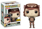 Hawkgirl (Sepia, Bombshells) 223 - Hot Topic Exclusive  [Damaged: 7.5/10]