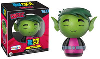 Dorbz Beast Boy (Teen Titans Go!) 224 - Toys R Us Exclusive  **Missing Sticker** [Damaged: 6/10]