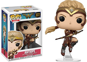 Antiope (Wonder Woman) 227  [Damaged: 6/10]