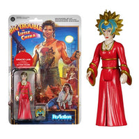 Funko ReAction Figures Big Trouble in Little China - Gracie Law