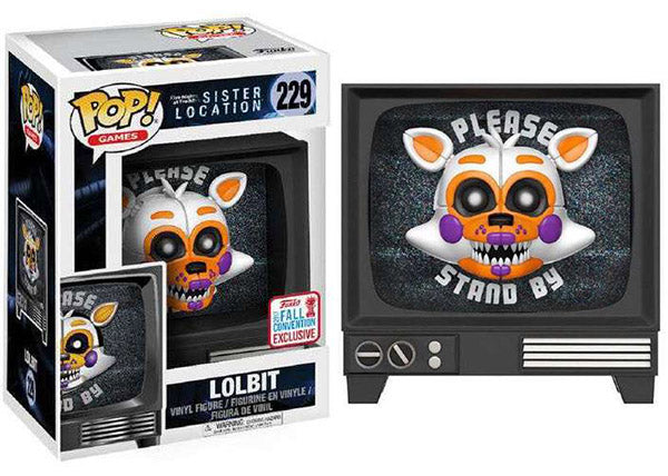 > Lolbit (Five Nights at Freddy's) 229 - 2017 Fall Convention Exclusive