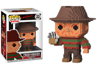 Freddy Krueger (8-Bit, A Nightmare on Elm Street) 22  [Damaged: 7.5/10]