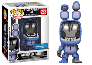 Withered Bonnie (Five Nights at Freddy's) 232 - Walmart Exclusive  [Condition: 8.5/10]