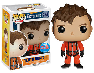 Tenth Doctor (Space Suit, Doctor Who) 234 - 2015 NYCC Exclusive /2000 made Pop Head
