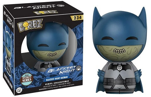 Dorbz Blackest Night Batman 234 - Specialty Series Exclusive