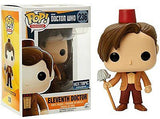 Eleventh Doctor (Fez & Mop, Doctor Who) 236 - Hot Topic Exclusive