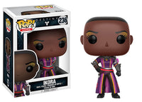 Ikora (Destiny) 236  [Damaged: 7.5/10]